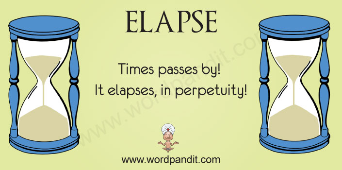 elapse - Word of the Day - English - The Free Dictionary Language ...
