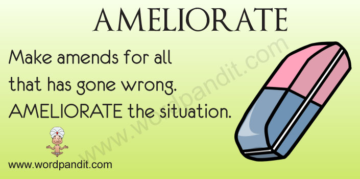 Picture for Ameliorate