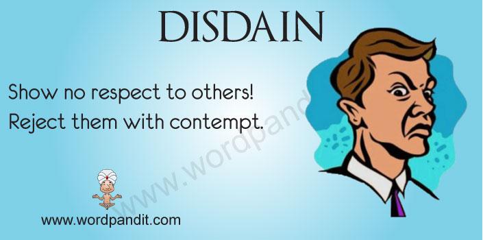 Disdain D 233 Finition What Is
