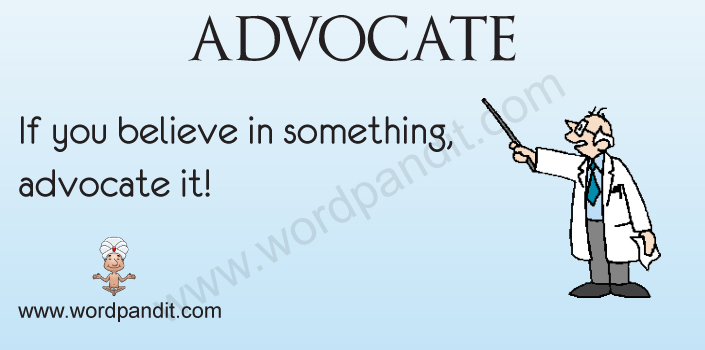 Picture for Advocate