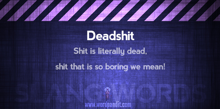 Picture for Deadshit