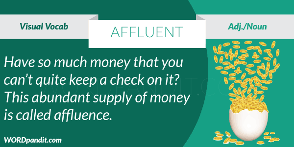 picture for affluent