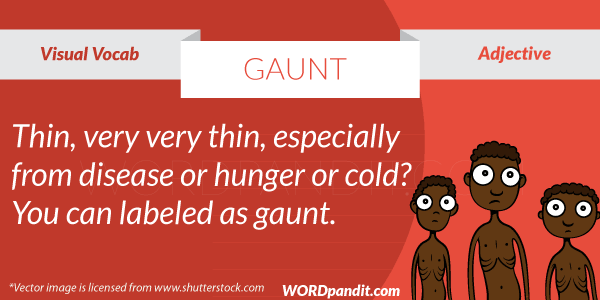 picture for Gaunt