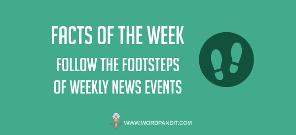 Weekly GK Current Affairs, May 17 to 23, 2016
