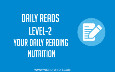 Daily Reads-29 (Level-2)