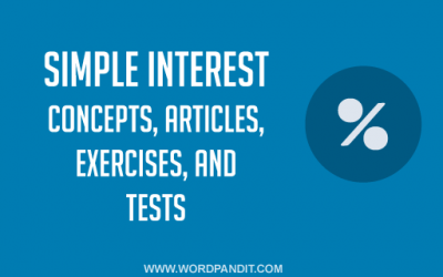 Simple Interest: Tips, Tricks & Results Exercise-2