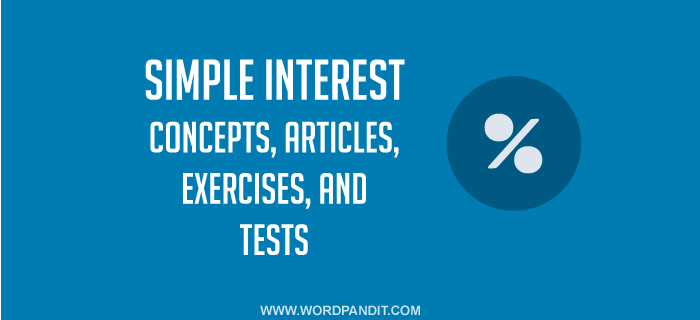 Simple Interest: Basic Concepts Exercise