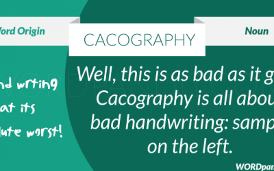 Cacography